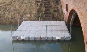 Pontoon Systems Easy Dock Floating Pontoons
