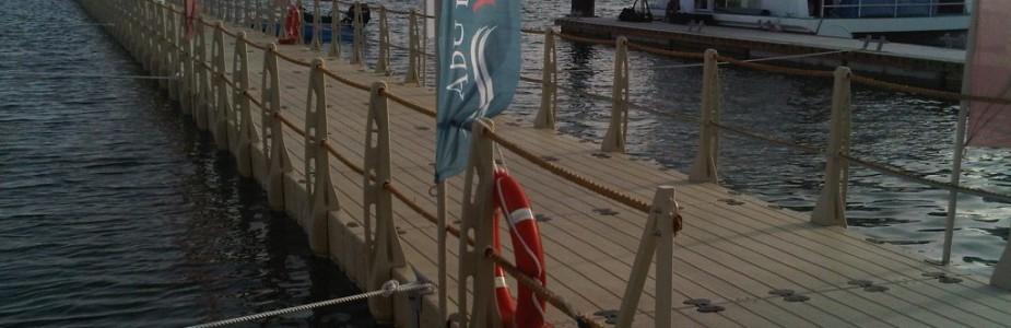RotoDock Pontoons | Easy Dock Floating Pontoons